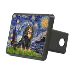 Starry Night Cavalier Hitch Cover