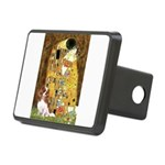 The Kiss & Cavalier Rectangular Hitch Cover