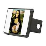 Mona/Puff Rectangular Hitch Cover