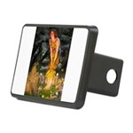 Fairies / Shar Pei Rectangular Hitch Cover