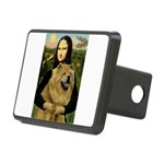 Mona /Chow Chow #1 Rectangular Hitch Cover