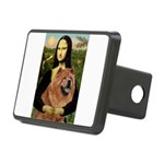 Mona / Chow Rectangular Hitch Cover