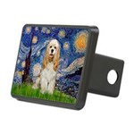 Starry / Cocker #1 Rectangular Hitch Cover