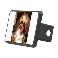 Queen / Collie (tri) Hitch Cover