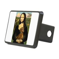 Mona's Dachshund Hitch Cover