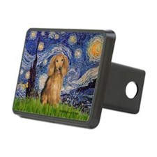 Starry / Doxie (LH-Sable) Hitch Cover