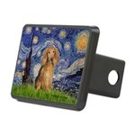 Starry / Doxie (LH-Sable) Rectangular Hitch Cover