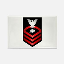 Navy Chief Boiler Technician Rectangle Magnet