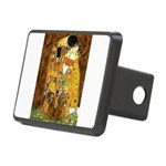 The Kiss/Two Dachshunds Rectangular Hitch Cover