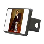 Lincoln / Dalmatian #1 Rectangular Hitch Cover