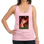 Angel / Dalmatian #1 Racerback Tank Top