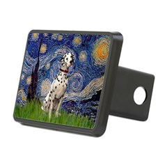 Starry /Dalmatian Hitch Cover