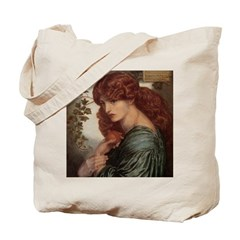 Proserpine by Rossetti Tote Bag