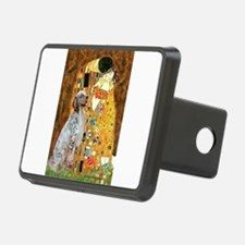 The Kiss / English Setter Hitch Cover
