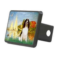 Sailboats / Eng Spring Hitch Cover