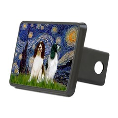 Starry / 2 Eng Springe Hitch Cover