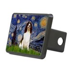Starry Night / Eng Spring Rectangular Hitch Cover