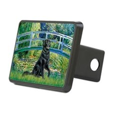 Flat Coated Retriever 2 Hitch Cover