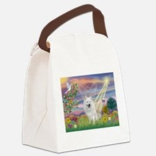 Cloud Angel / Eskimo Canvas Lunch Bag