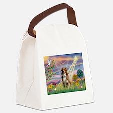 Cloud Angel / Aussie (rm) Canvas Lunch Bag