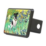 Irises / T (#1) Rectangular Hitch Cover