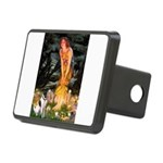 Fairies / Smooth T (#1) Rectangular Hitch Cover
