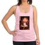 Queen/Fox Terrier (#S4) Racerback Tank Top