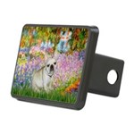 Garden / Fr Bulldog(f) Rectangular Hitch Cover