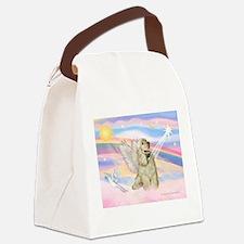 Cocker Spaniel Angel (Buff) Canvas Lunch Bag