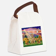 Autumn Angel / Lakeland Terri Canvas Lunch Bag
