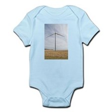 Wind Turbine Infant Bodysuit