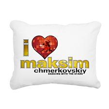 I Heart Maksim Chmerkovskiy Rectangular Canvas Pil