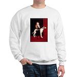 GREYHOUND & GIRL Sweatshirt