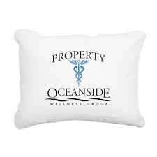 Property of Oceanside Wellnes Rectangular Canvas P