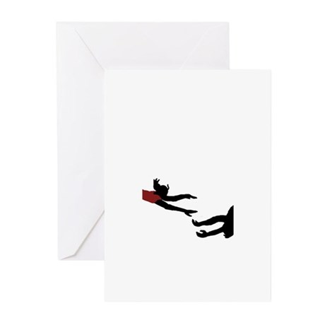 Headed your way! Greeting Cards (Pk of 10)
