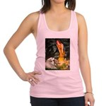 Fairies / Gr Pyrenees Racerback Tank Top