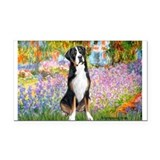 "Greater swiss mountain dog 3"" x 5"""