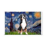 Starry Night / GSMD Rectangle Car Magnet
