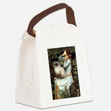 Ophelia & Himalayan Canvas Lunch Bag