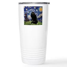 Starry Night /Persian (bl) Travel Mug