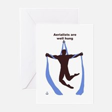 welhung clear Greeting Cards (Pk of 10)
