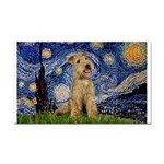 Starry Night Lakeland T. Rectangle Car Magnet