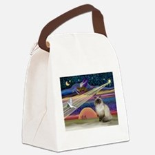 Xma Star / Himalayan Canvas Lunch Bag