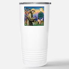 St Francis / Siamese Travel Mug