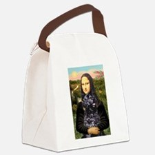 Mona Lisa's PWD (5) Canvas Lunch Bag