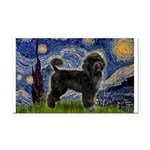 Starry Night / PWD (#2) Rectangle Car Magnet