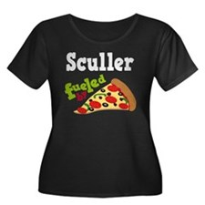 Sculler Fueled By Pizza T