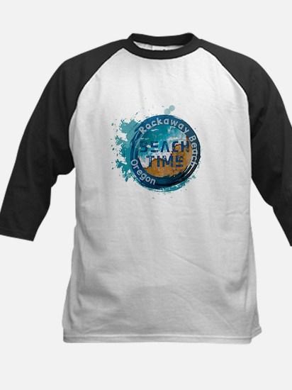Oregon - Rockaway Beach Baseball Jersey