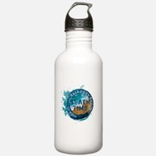 Oregon - Rockaway Beac Water Bottle