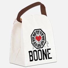 I Heart Boone - LOST Canvas Lunch Bag
